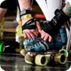 Roller derby pre-game gear checklist