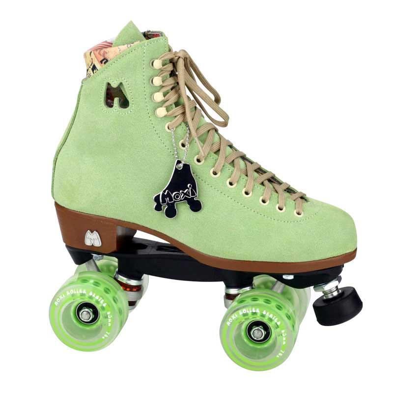 Moxi Lolly Skates Honeydew Green Rollergirl Ca