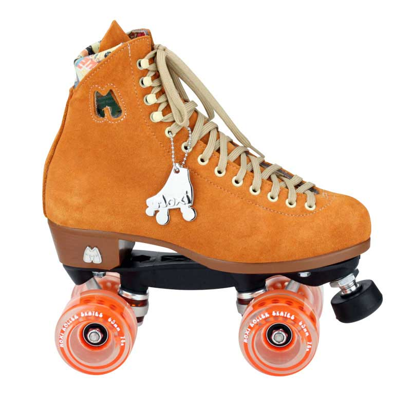Moxi Lolly Skates Clementine Orange Rollergirl Ca