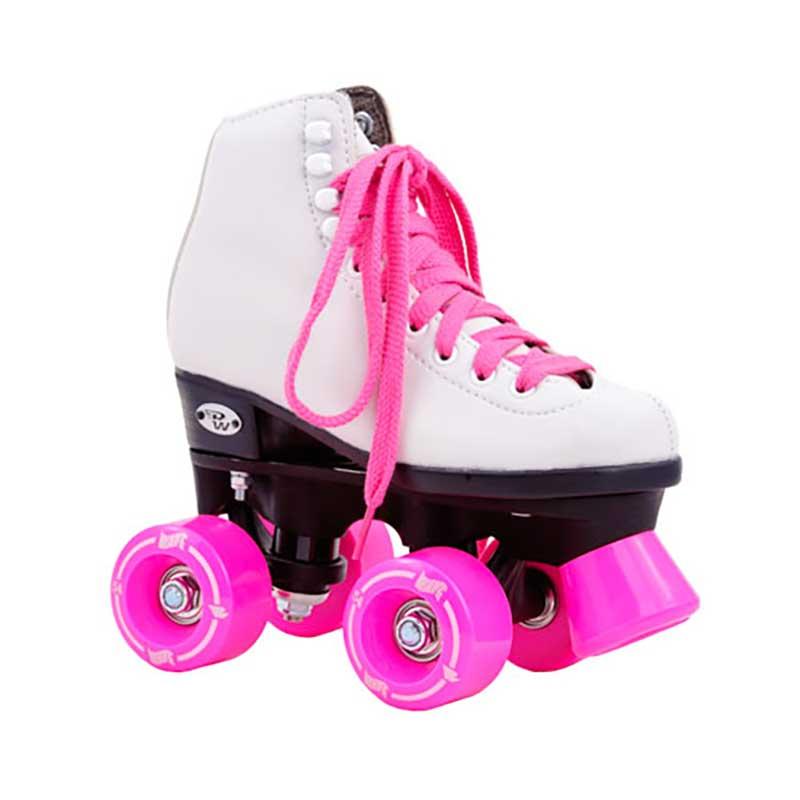 Pink roller skates - photo#4